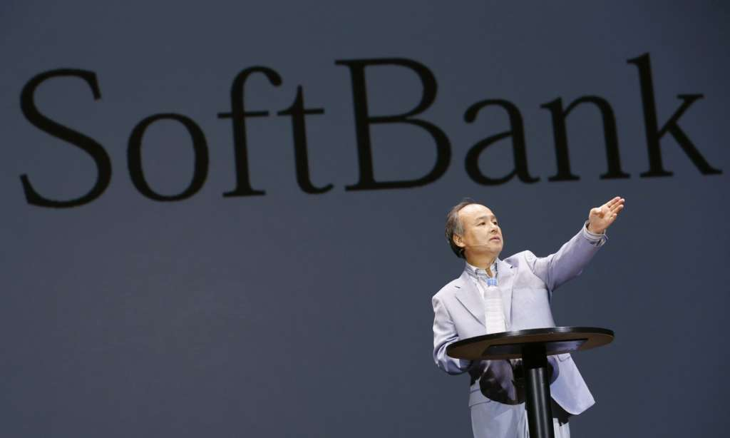 Apple, Oracle to Invest in Softbank Vision Tech Fund