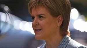 Scotland's First Minister Nicola Sturgeon © Clodagh Kilcoyne / Reuters