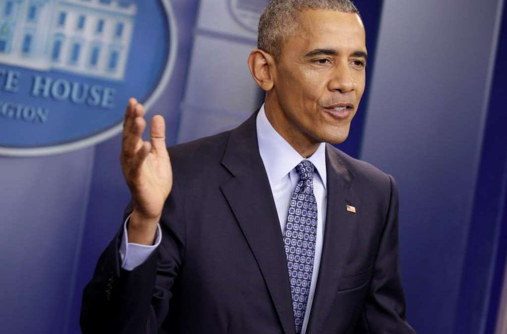 Obama in Last Press Conference: 'I Will Focus on Writing and Spending Time with Family'