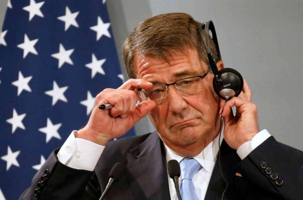 Washington Describes Russian Contribution to Face Terrorism as 'Zero'