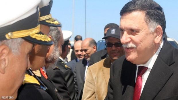 Libya's Serraj Warns against Attempts on Reinstating a Military Junta