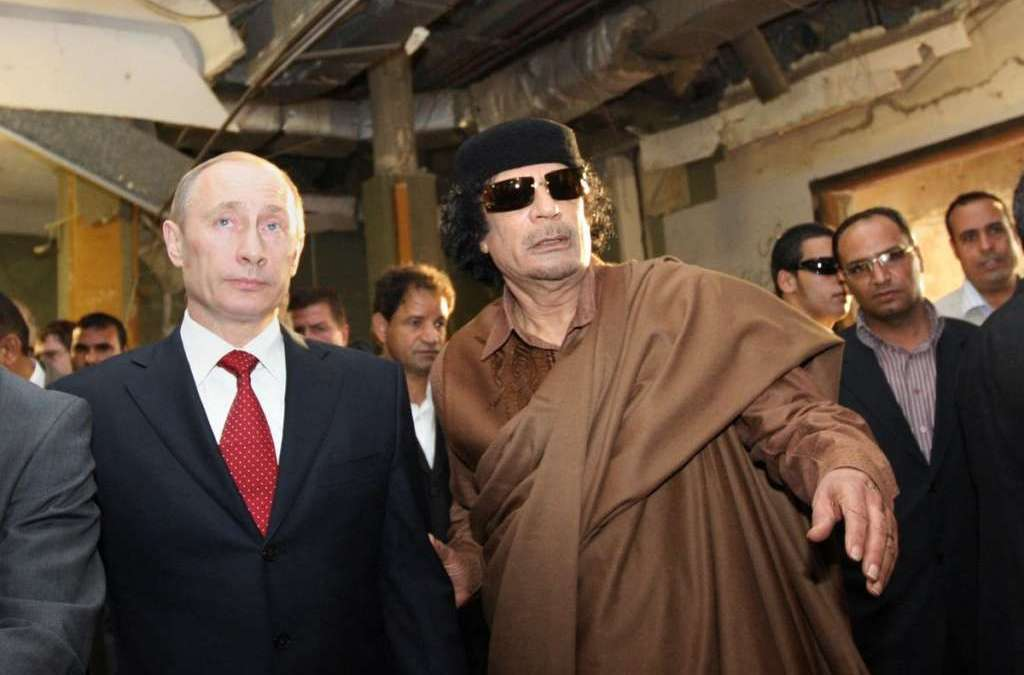 Watch Libya for the First Sign of Trump-Putin Collaboration