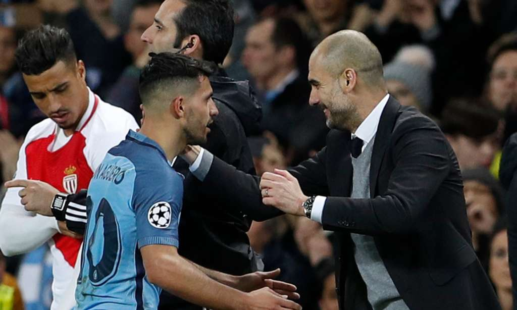Manchester City's Pep Guardiola: If We Do Not Score in Monaco We Will Go Out