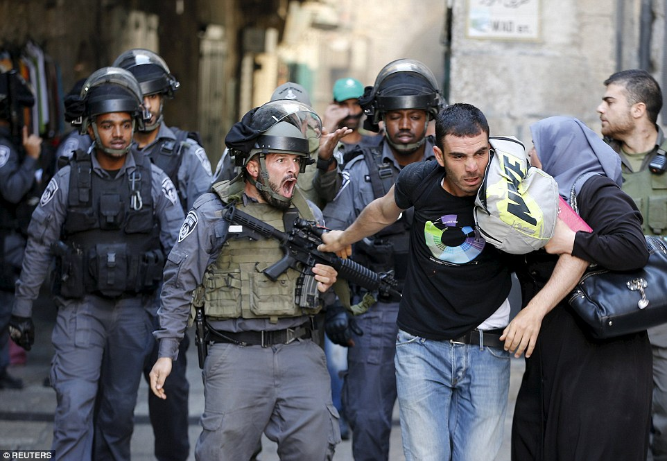 Calls for Intervention to End Oppression at Israeli Prisons