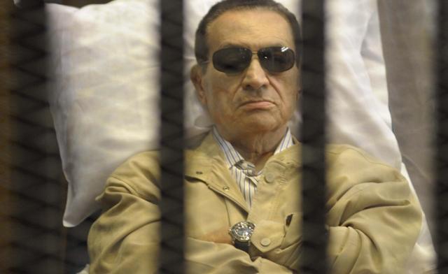 Egyptian Court Acquits Mubarak's Aides