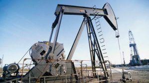 Iranian onshore oilfield