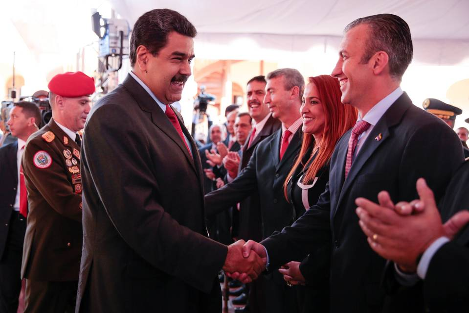 Additional Powers to Venezuela's Vice President