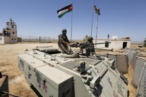 Jordan, ISIS, Syria, Daraa, Al-Raqban Camp, MOC, Yarmouk, Golan Heights,