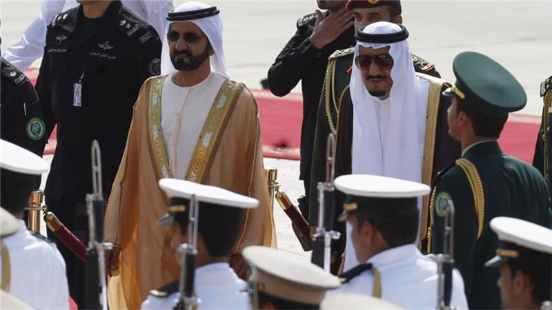 Attempts to Cause Saudi-UAE Tension