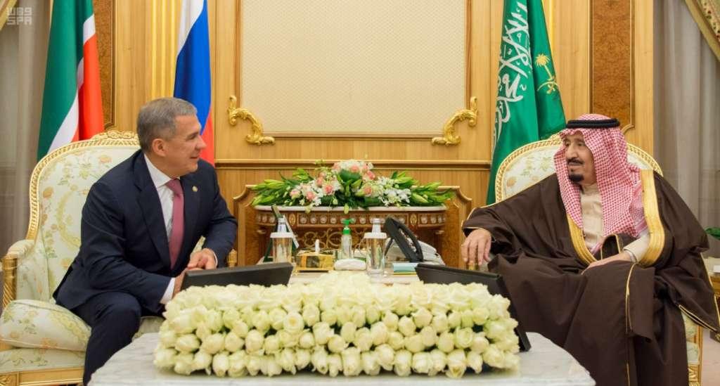 Tatarstan President: Russia, Islamic Countries to Meet in Saudi Arabia