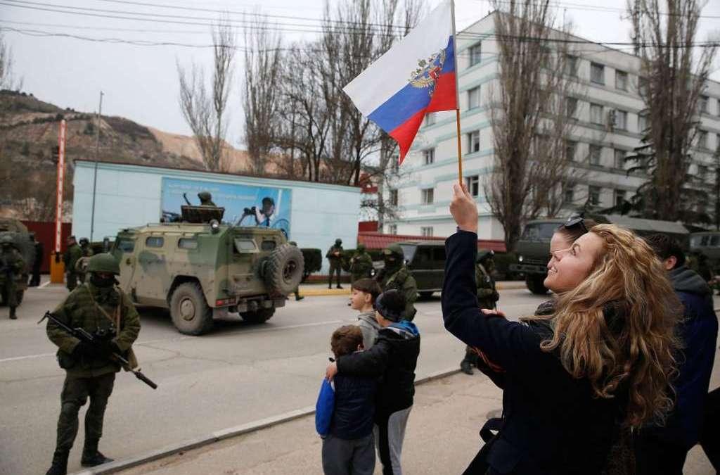 Eastern Ukraine: International Confrontations through Local Proxies