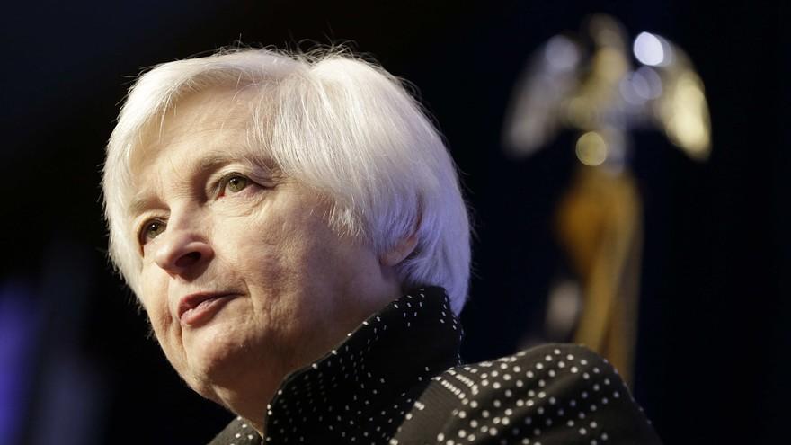 Federal Reserve Chairwoman: U.S. Commercial Budget Deficit Exceeds USD500 Billion