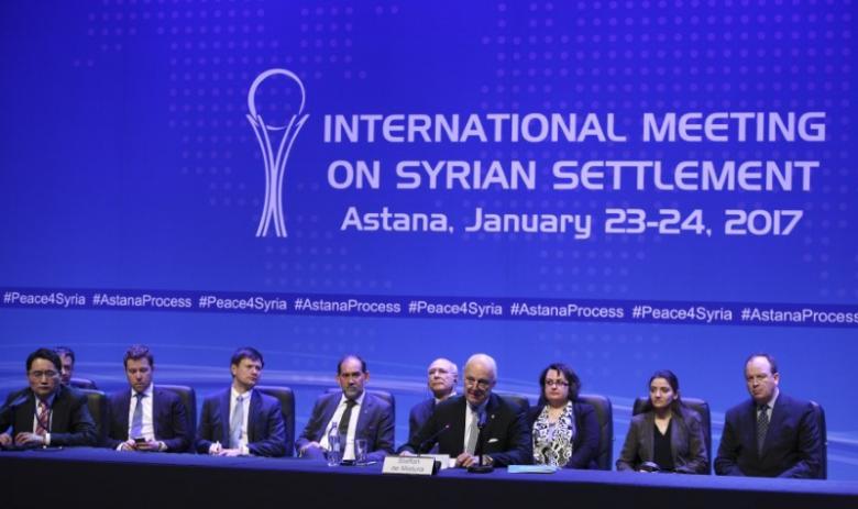 Syrian Opposition Says Regime Attacks Sabotage Ceasefire Efforts