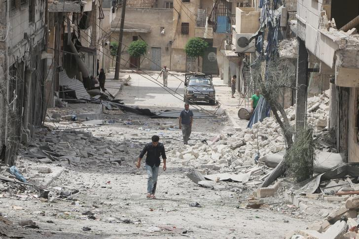 Air Strikes in Syria Threaten Future of Geneva Peace Talks
