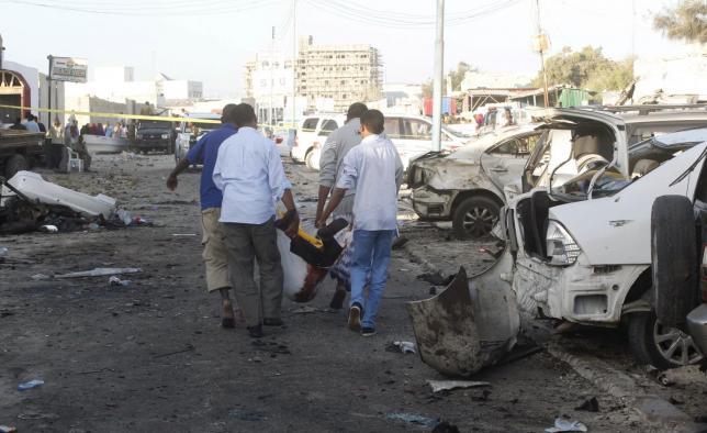 Blasts Heard across Somalia's Capital on Eve of Vote