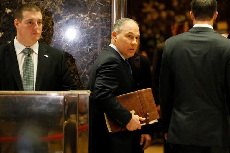 Senate to Back Trump's EPA Pick, Oklahoma Attorney General Scott Pruitt