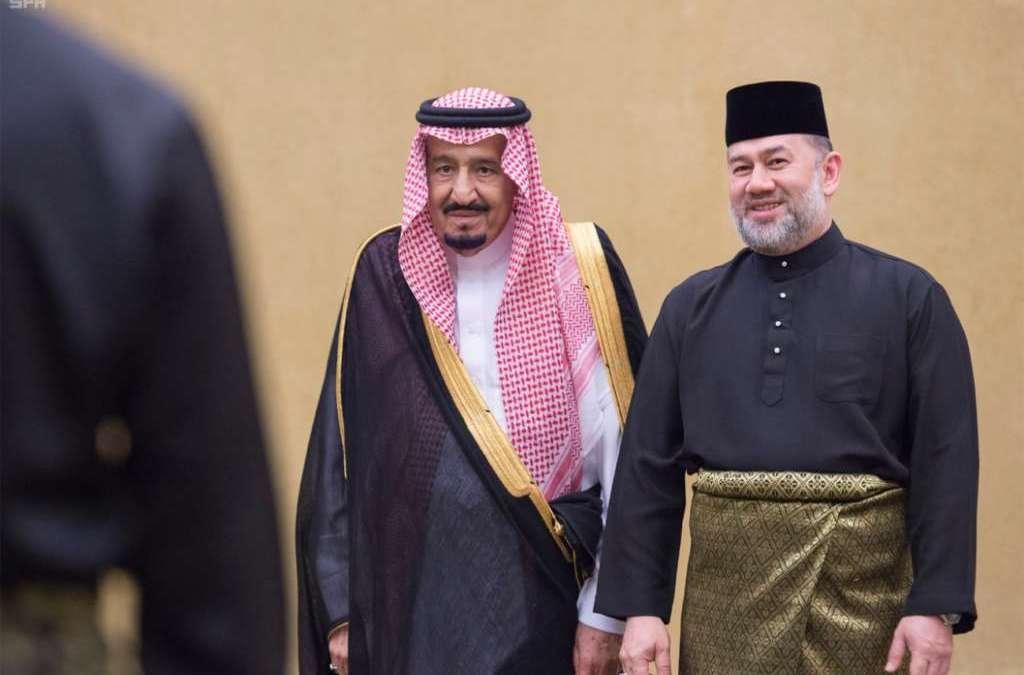 King Salman: Saudi Arabia Stands Fully Behind Islamic Causes