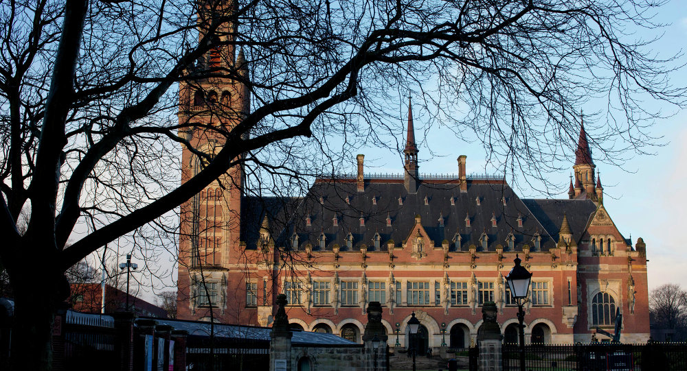 Iran Resorts to The Hague to Restore Funds Withheld in Washington