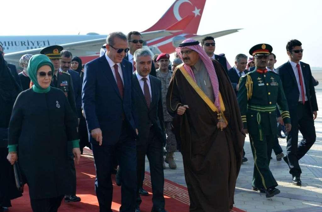 Erdogan Arrives Today in Riyadh to Boost Saudi-Turkish Relations