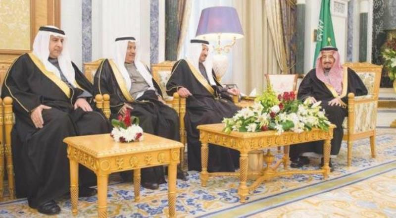 Saudi Ambassadors-Designate Take Oath of Office