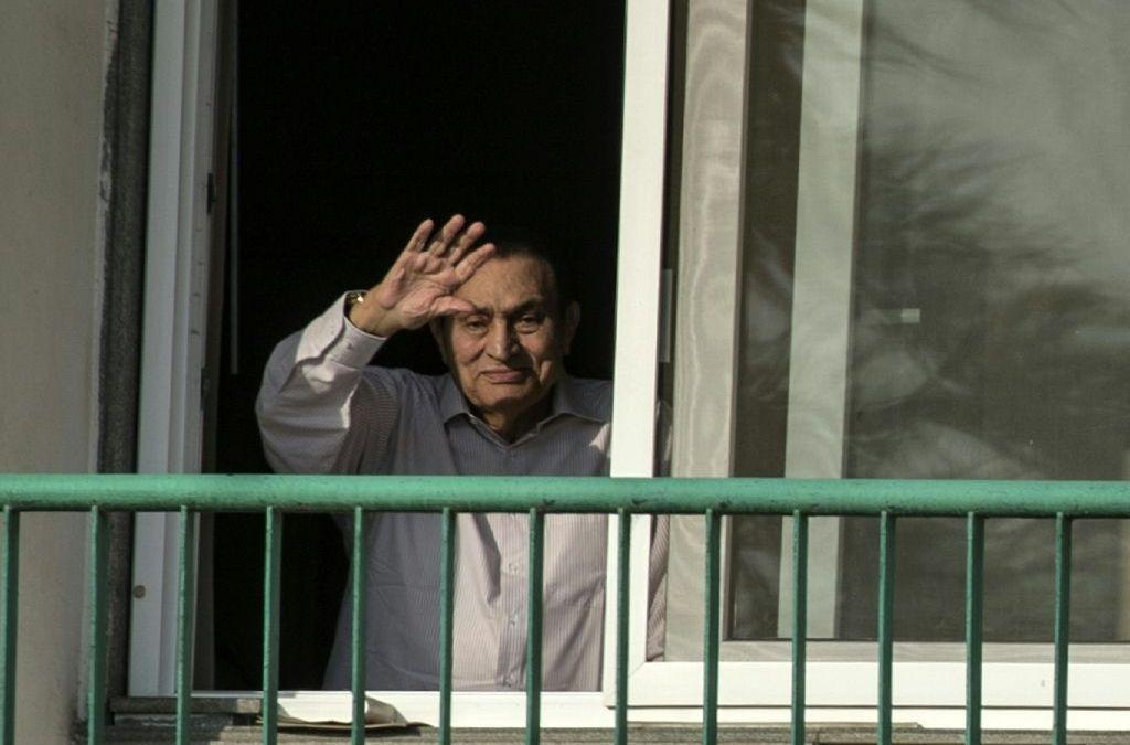 Egypt's Mubarak Freed from Detention