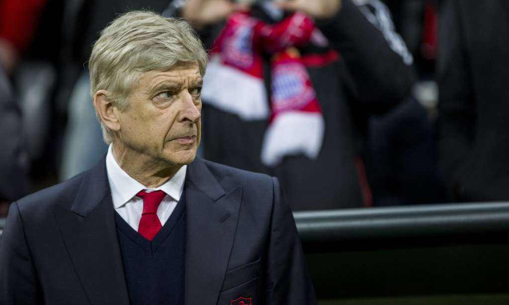 Arsène Wenger Declares himself still a Leader Full of Cheer and Fight