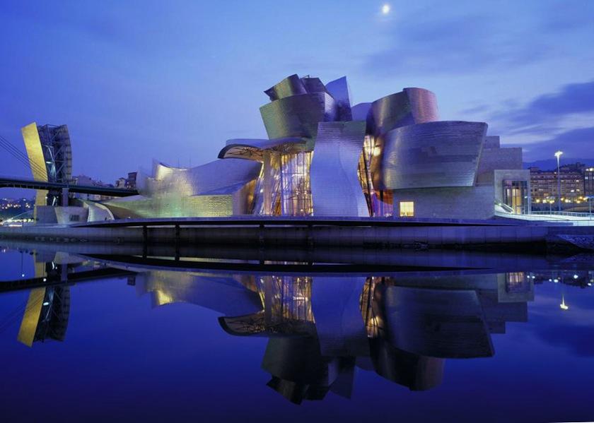 Guggenheim Museum … Bilbao's Precious Jewel