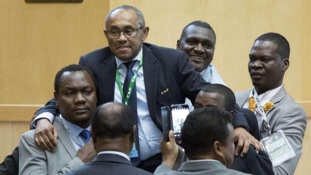 Madagascar's Ahmad Elected CAF President, Ending Hayatou's 29-Year Reign