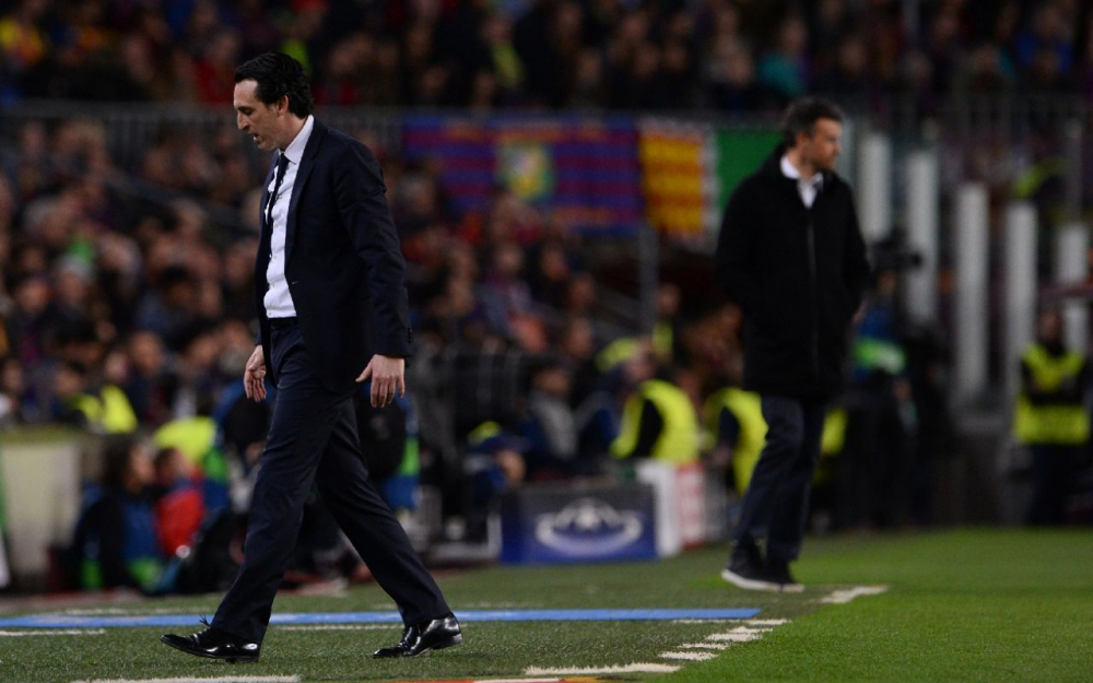 Unai Emery Must Carry the Can for PSG's 'Unspeakable' Defeat at Barcelona