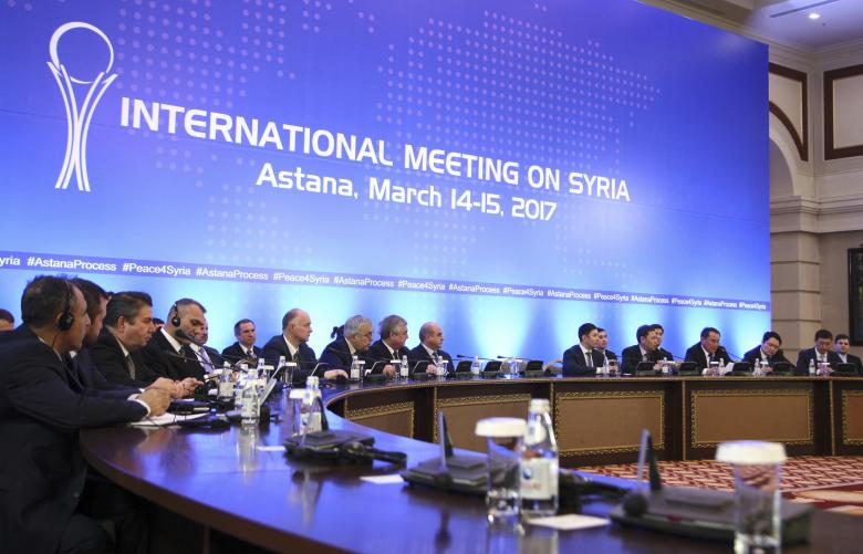 Syrian Opposition Convenes Ahead of New Round of Geneva Talks