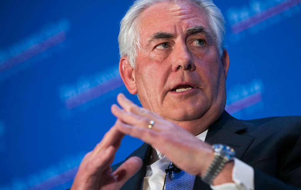 Tillerson to Visit Ankara Thursday, Discuss Pending Matters