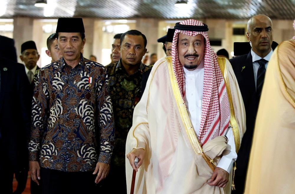 Three Saudi-Indonesian USD3.6 Billion Commercial Agreements