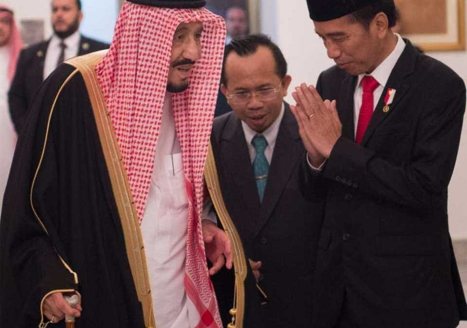 New Agreements Crown Historic Saudi-Indonesian Summit