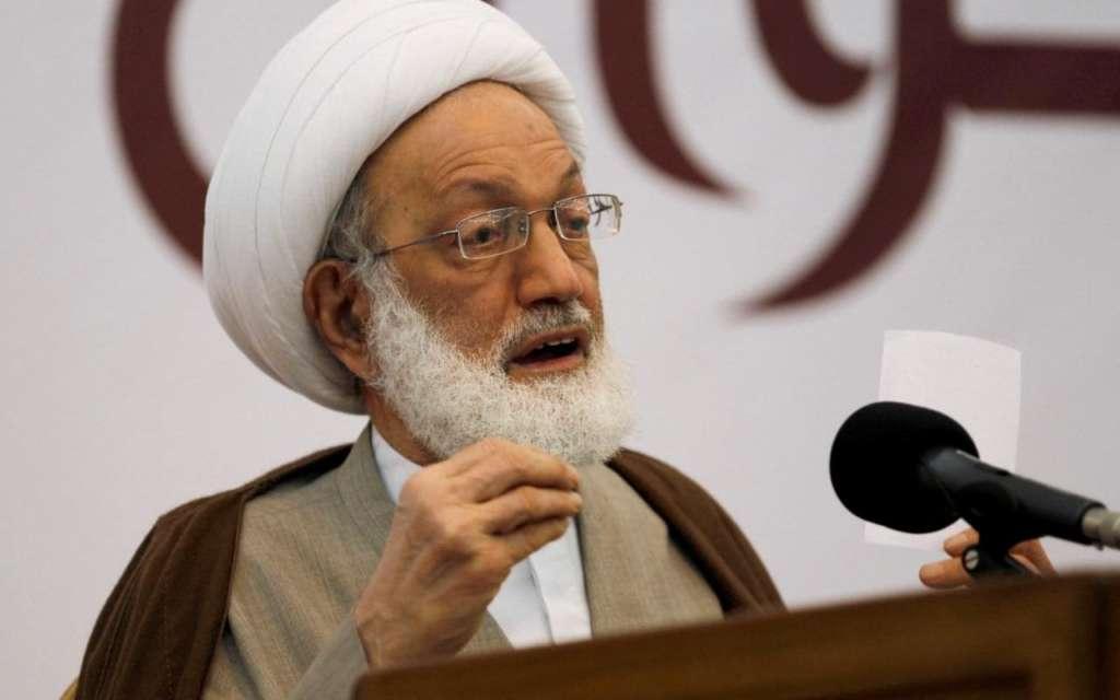 Bahrain Adjourns Isa Qassim's Verdict to May