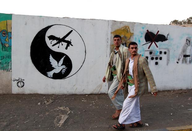 Yemen Officials: US Drone Strikes Kill Qaeda Suspects