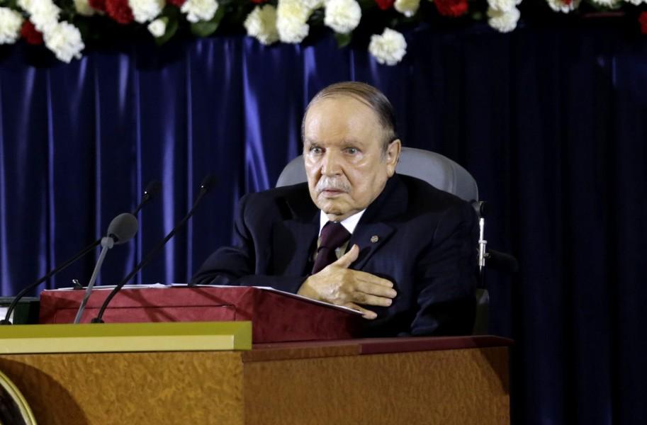 Ailing Algerian President Celebrates his 80th Birthday