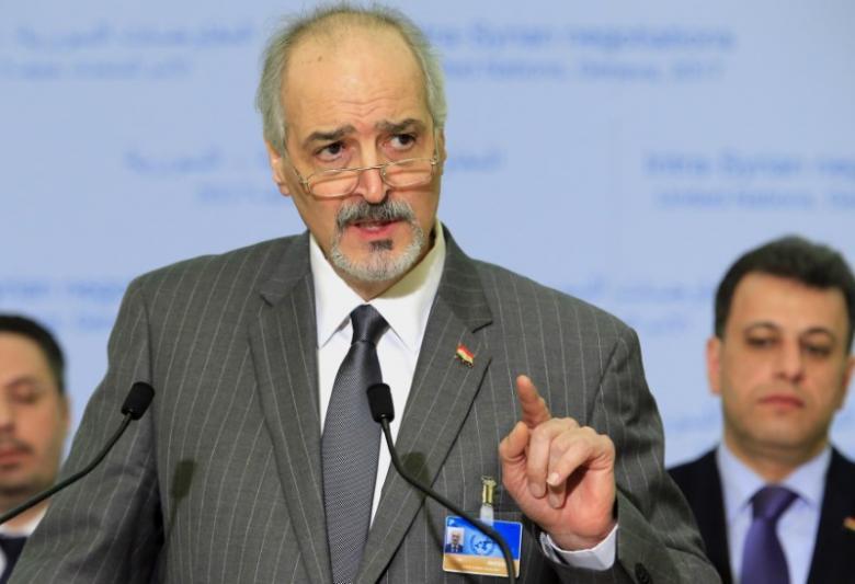 Geneva Talks: Syria's Ja'afari says Agenda Agreed