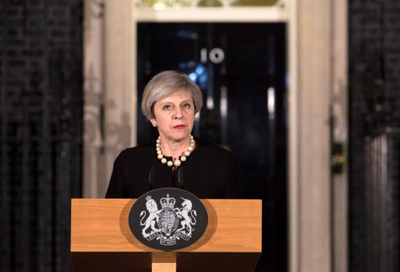 Saudi Arabia Sends Heartfelt Condolences to British PM after London Attack