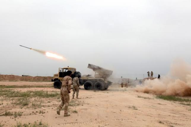 Iraqi Forces in New Mosul Push after Two Weeks of Small Advances