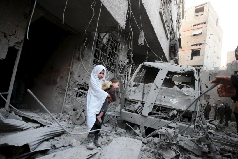 Syria: 6 Years of an Orphaned Revolt