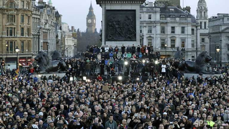 Top Religious Leaders Honor UK Terror Attack Victims, Urge Appeal for Peace