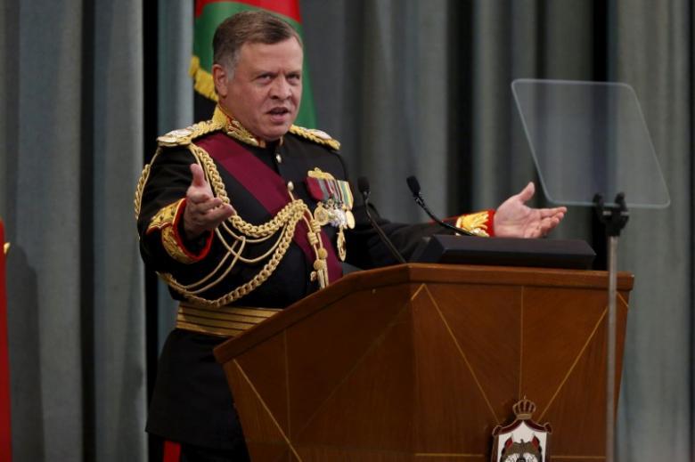 Jordan's King Underscores Joint Arab Action