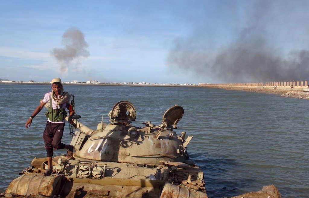 Seven Insurgents Killed in Popular Resistance Ambush in Al Bayda, Yemen