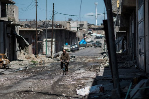 The Threat of ISIS beyond Mosul, Raqqa