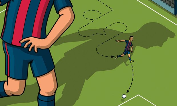 Neymar Won't leave Barcelona while He is Hovering Close to the Throne