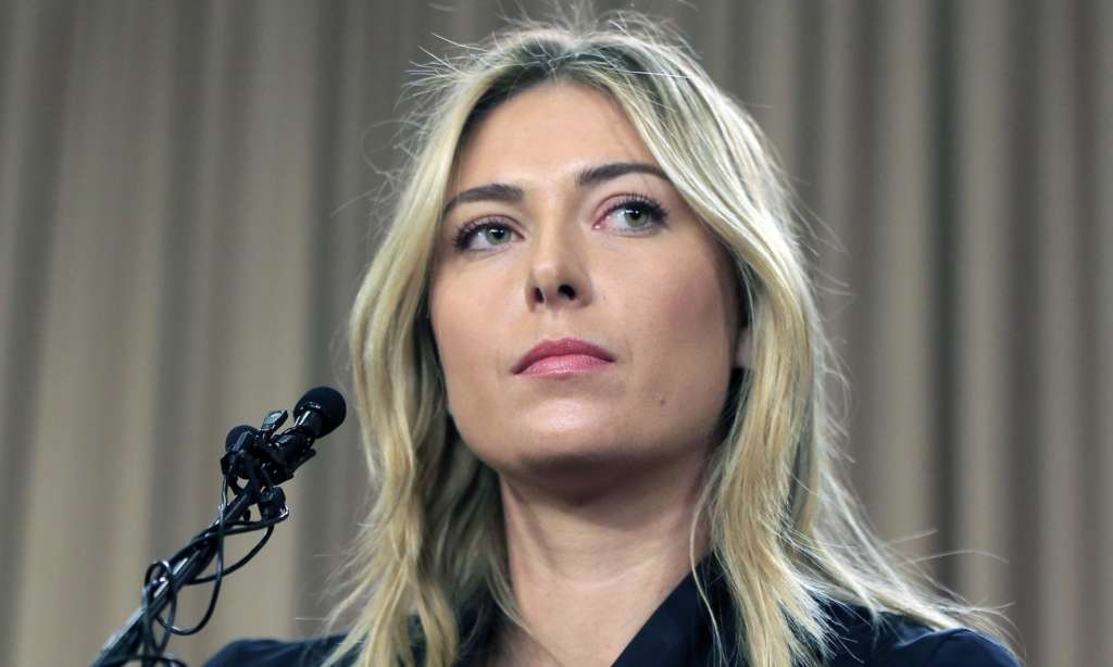 Maria Sharapova's Return to Tennis would Sit more Easily if She Showed Contrition