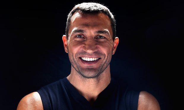 Wladimir Klitschko: 'This May Sound Arrogant, But I Am Like Mount Everest'