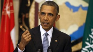 Former US president Barack Obama.