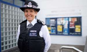 Cressida Dick is the first woman to hold the role of Metropolitan police commissioner.