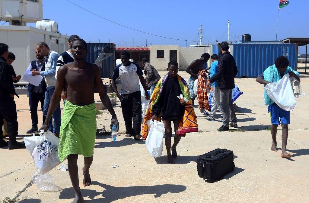 Five Children Missing as Boat Sinks off Libya